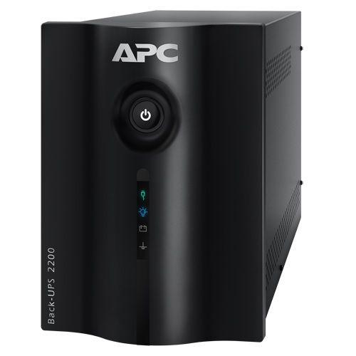 NOBREAK APC BZ2200BI-BR BACK-UPS 2200VA, 115V/220V itemprop=