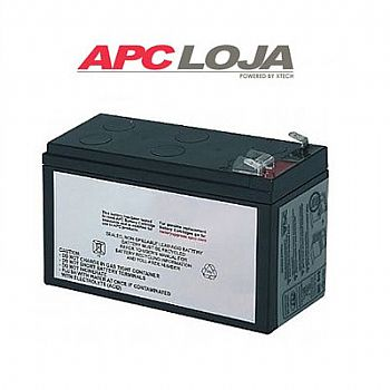 BATERIA PARA NOBREAK APC 910-1209 RBC33 PARA EQUIPAMENTO APC BR1500 / BR1500I / BR1300LCD / BR1500LCD / RS1500 (RBC109) (12V/9AH) itemprop=