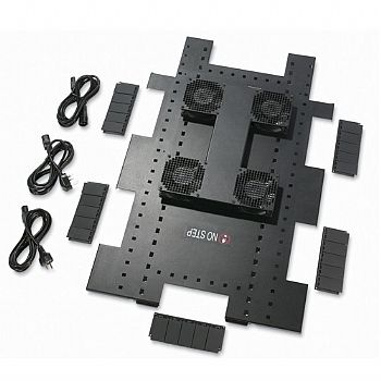 VENTILADOR DE TETO APC ACF502 220V PARA RACK NETSHELTER SX AR3100 itemprop=