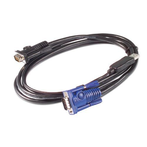 CABO APC AP5257 KVM USB  - 12 FT (3.6 M) itemprop=