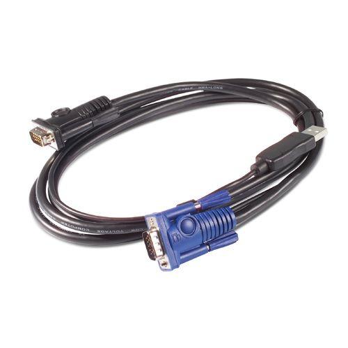 CABO APC AP5261 KVM USB - 25 FT (7.6 M) itemprop=