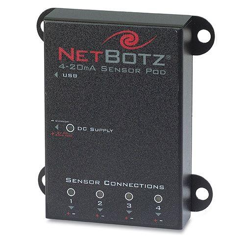 NETBOTZ APC NBPD0129 4-20MA SENSOR POD999 itemprop=