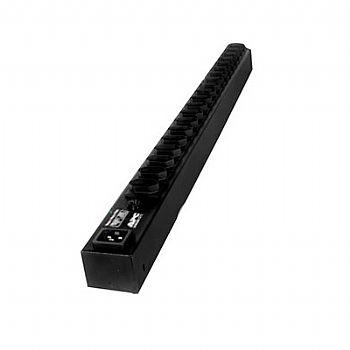 RACK PDU APC 115V/220V 16A Basic Rack Entrada IEC C20 - Saida NBR14136 (AP0001-BR) itemprop=