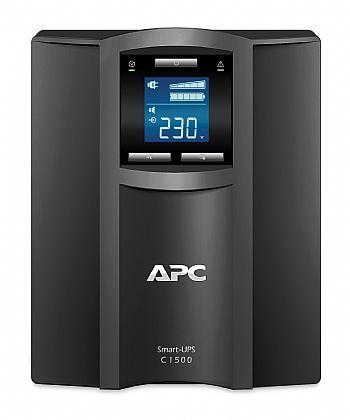 NOBREAK APC SMC1500I-BR SMART-UPS C 1,5 KVA LCD (1500VA) 230V TORRE NBR itemprop=