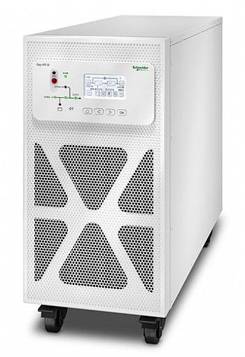 Nobreak APC trifásico 15kva Easy UPS 3S 400V para baterias externas E3SUPS15KH itemprop=