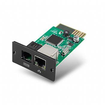 Placa SNMP Easy UPS Online da APC APV9601