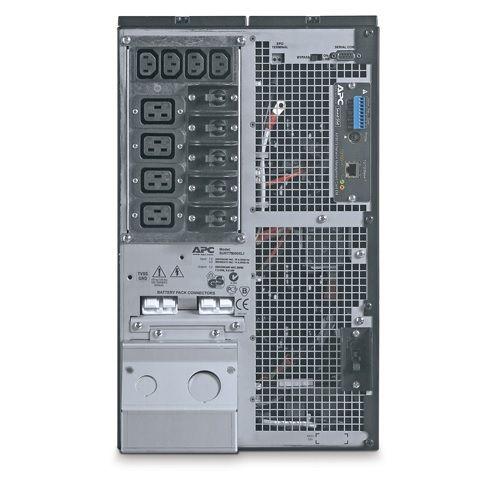 NOBREAK APC SURT8000XLI SMART-UPS ONLINE 8,0 KVA (8000VA) 230V R/T itemprop=