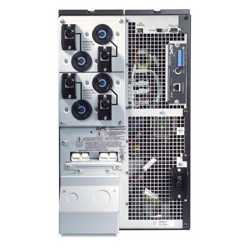 NOBREAK APC SURT8000XLT SMART-UPS ONLINE 8,0 KVA (8000VA) 208V R/T itemprop=