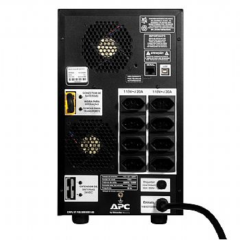 NOBREAK APC SMC2200BI-BR SMART-UPS 2,2 KVA (2200VA) BIVOLT itemprop=