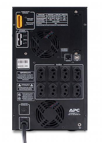 NOBREAK APC SMC2200XLI-BR SMART-UPS 2,2 KVA (2200VA) 220V itemprop=