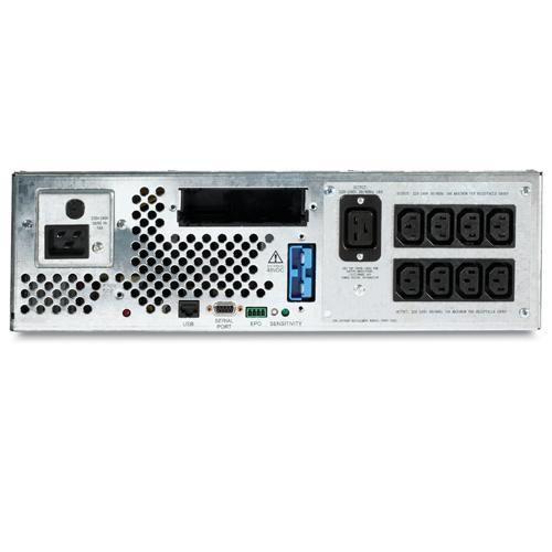NOBREAK APC SUA3000RMXLI3U SMART-UPS 3,0 KVA (3000VA) 230 RACK itemprop=