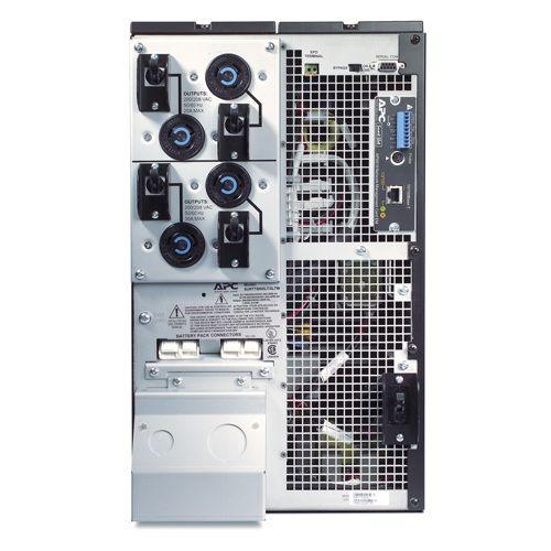 NOBREAK APC SURT10000XLT SMART-UPS ONLINE 10,0 KVA (10000VA) 208V R/T itemprop=