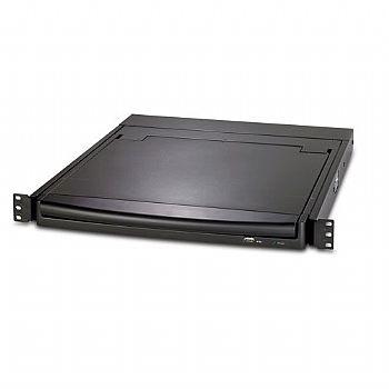 MONITOR APC AP5717 LCD 17, TECLADO E MOUSE itemprop=